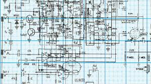 electronic schematics drawn on graph paper youtube