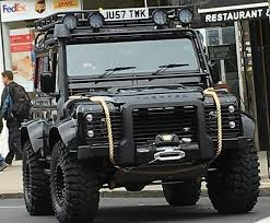 uds mon bureau land rover defender big 90 spotted out and about spectre007