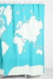 Tween Shower Curtains Blue Ocean Shower Curtain Tween Bathroom Pinterest Shower
