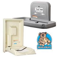 Koala Kare Changing Tables Bathroom Supplies Baby Changing Tables Koala Kare 174 Baby