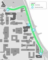 Odu Parking Map Campus Maps