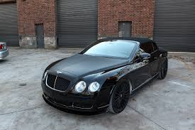 bentley black matte automotive gallery exclusive maker