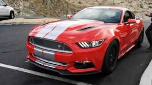 2016 Cobra Mustang Shelby Gt350 Mustang 2016 First Commercial Ford Mustang Shelby