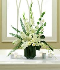 wedding altar flowers pearled passions altar arrangement at from you flowers