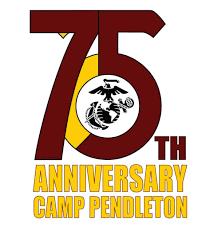 dvids camp pendleton 75th anniversary