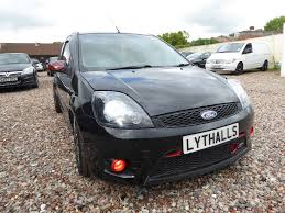 modded cars ford fiesta st 2006 manual 2 0 petrol 3 dr modded cheap cheap