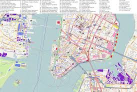 Nyc City Map City Maps New York