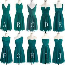 teal bridesmaid dresses mismatched bridesmaid dress bridesmaid dress chiffon