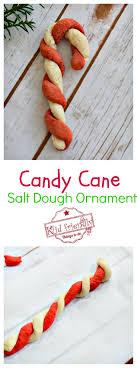 a diy melted snowman and salt dough ornament idea and