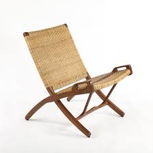 mid century modern reproduction pp512 folding chair