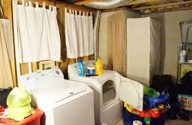 unfinished basement laundry room ideas best laundry room ideas