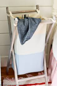 Diy Clothes Dryer Laundry Room Impressive How To Make A Folding Laundry Hamper How