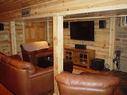 Rustic Basement Ideas The Best Man Caves From The Woodworkers Shoppe