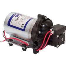 Rv Water Pump System Shurflo Self Priming 12 Volt Diaphragm Water Pump U2014 180 Gph 1 2in