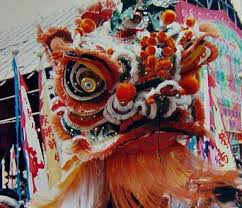 lion dancer book the lion