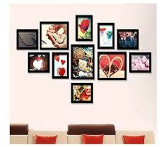 Home Decor Photo Frames Swadesi Stuff Wooden Photo Frame Collage For Home Decor 11 Photo