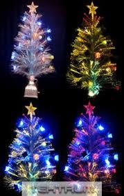 fiber optic table decorations