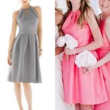 alfred sung bridesmaid 74 alfred sung dresses skirts alfred sung papaya