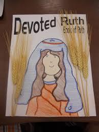 hands on bible teacher devoted ruth