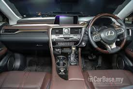 lexus auto parts malaysia lexus rx al20 2015 interior image in malaysia reviews specs
