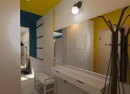 Tiny European Studio Condo Apartment Design Concept Small Design - Apartment design concept