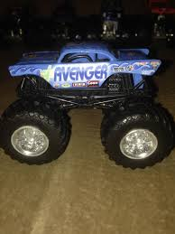 purple grave digger monster truck sim monsters
