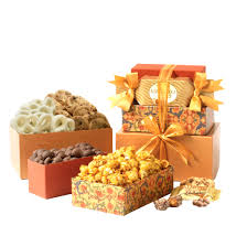 Thinking Of You Gift Baskets Amazon Com Broadway Basketeers Gift Tower Of Sweets Gift Basket