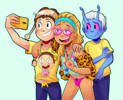 super morty fan morty hashtag images on gramunion