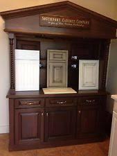 built in cabinet ebay