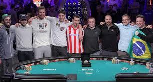 wsop final table the nine november nine set for world series of poker main event final table