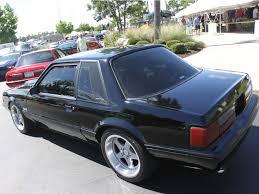 Black Fox Mustang Ford Mustang 5 0 Fox Body Car Autos Gallery