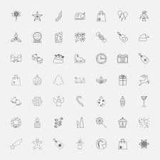 celebrate christmas with 21 of the best christmas icon sets