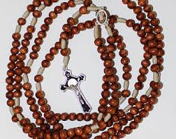 20 decade rosary joyful mysteries etsy