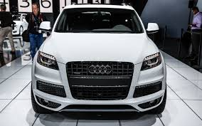 audi suv q7 interior audi q7 2014 car news and accessories