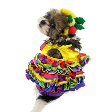 dog candy corn witch costume dogtober
