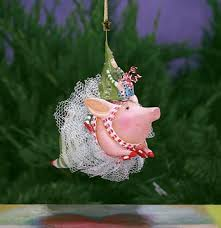 joyful flying pig ornament by patience brewster home garden