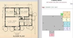 Av Jennings Floor Plans Sears House Seeker Sears Jeanette Spawns The Parkside A Sears
