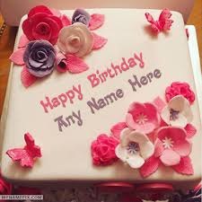 birthday cake picture with name litoff info