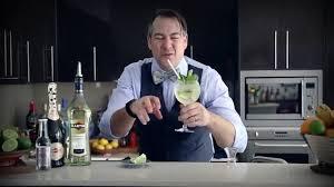 martini bianco martini bianco spritz how to mix drinks network youtube