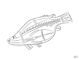 aboriginal painting of turtle coloring page free printable