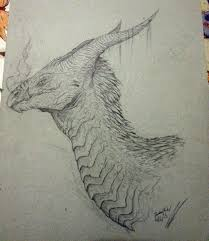 non pokemon art quick ish dragon sketch pokécharms