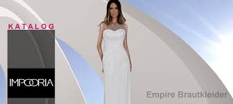 brautkleid katalog empire brautkleider empire hochzeitskleider brautkleider empire