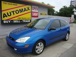 gasoline ford focus zx3 s for sale used cars on buysellsearch