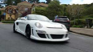 widebody porsche boxster porsche 986 boxster to 997 turbo gemballa avalanche widebody