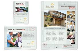 Real Estate Word Templates real estate realtor flyer ad template word publisher