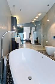 concrete interior in osice czech republic bathroom pinterest
