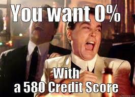 Credit Meme - bad credit figures quickmeme
