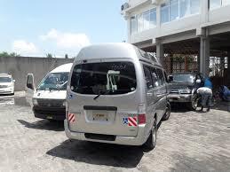 nissan caravan high roof used 2011 nissan caravan bus cbf dsge25 for sale bf719142 be forward