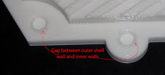 gap between outer shell wall and inner walls on 3mm magnet insets