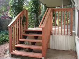 standard deck railing height and stair home pictures ideas photos